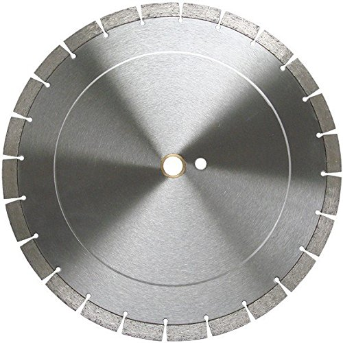Whirlwind USA LSS 7-Inch Dry or Wet Cutting General Purpose Power Saw Segmented Diamond Blades for Concrete Stone