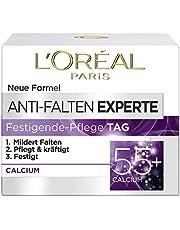 L'Oréal Paris Anti-Wrinkle Expert Moisturizer, voor 55+, voor een strakkere en fluweelzachte huid, 50 ml