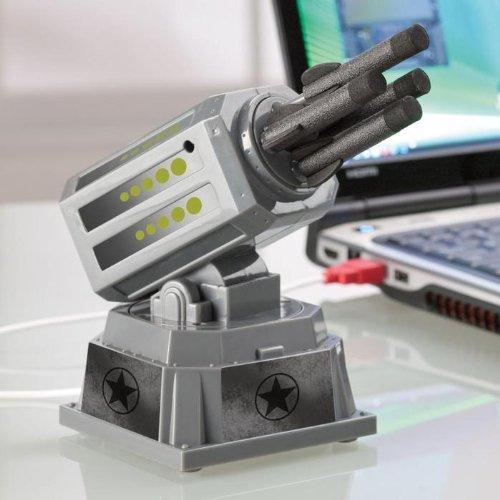 USB Desktop Missile Launcher