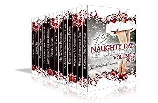 book cover of 12 Naughty Days of Christmas - 2015
