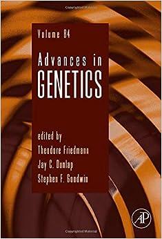 Advances in Genetics: 84