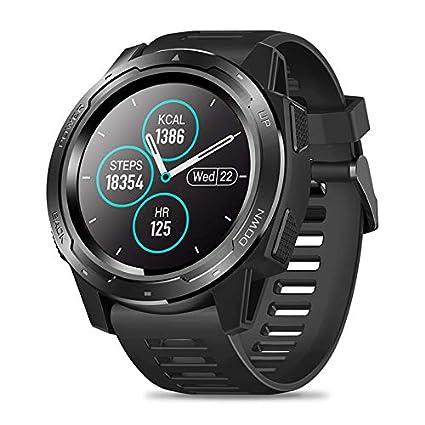 ZLOPV Pulsera 3G GPS Smart Watch Men 2.2 Pulgadas Android ...
