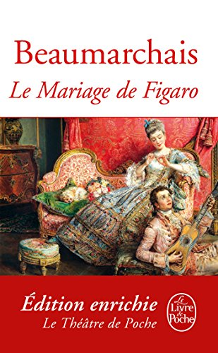 Le Mariage de Figaro (Théâtre) (French Edition)