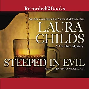 Steeped in Evil Audiobook