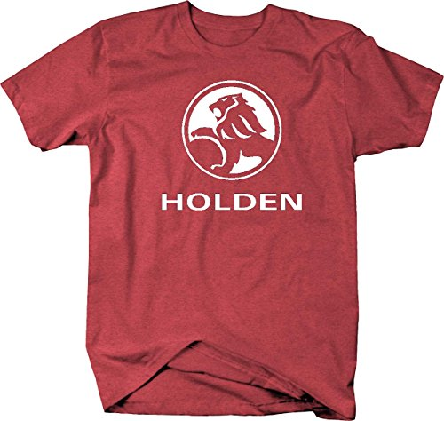- Holden Lion Commodore Logo Mens T Shirt - Large