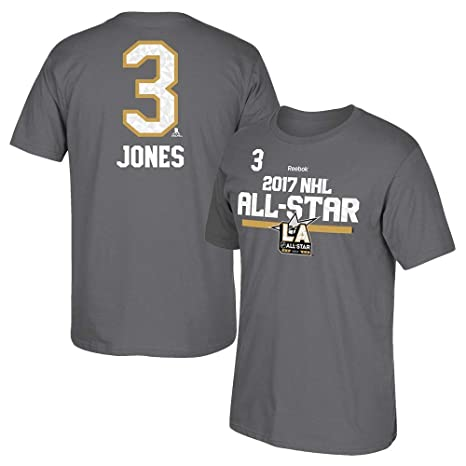 Amazon.com   adidas Seth Jones 2017 NHL All Star Center Ice Locker ... b279b2e72