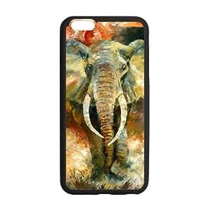 Elephant iPhone 6 Case,Fashion Cool Elephant iPhone 6 Case wangjiang maoyi by lolosakes