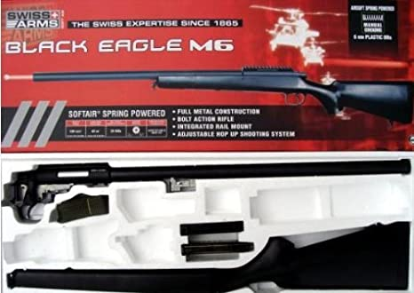 M6 Black Eagle by CyberGun