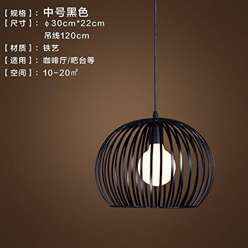 XQY Kronleuchter-Einfache Moderne Esszimmer Kronleuchter Wohnzimmer Vorraum Kreative Eisen Büro Kronleuchter Europäischen Stil,E