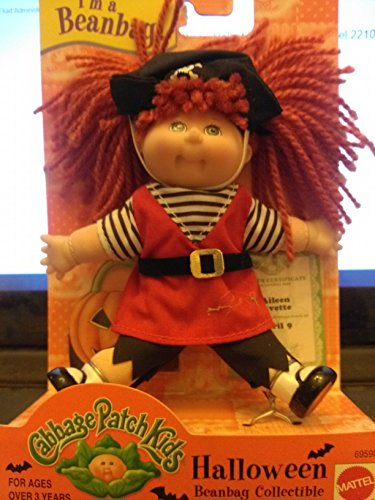 Cabbage patch kids Aileen Lavette Halloween Beanbag (Cabbage Patch Kids Halloween)