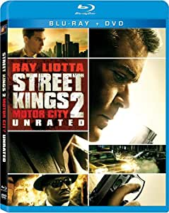 Street Kings 2: Motor City (Unrated) [Blu-ray]