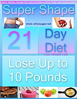 A daily diet plan to lose weight