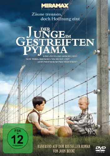 Der Junge im gestreifen Pyjama [Import]: Amazon.fr: Asa Butterfield, David  Thewlis, Rupert Friend, Zac Mattoon O'Brien, Domonkos Németh, Henry  Kingsmill, Vera Farmiga, Cara Horgan, Zsuzsa Holl, Amber Beattie, László  Áron, Richard Johnson,