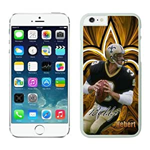 Orleans Saints Bobby Hebert Case Cover For SamSung Galaxy Note 4 White NFL Case Cover For SamSung Galaxy Note 4 14381