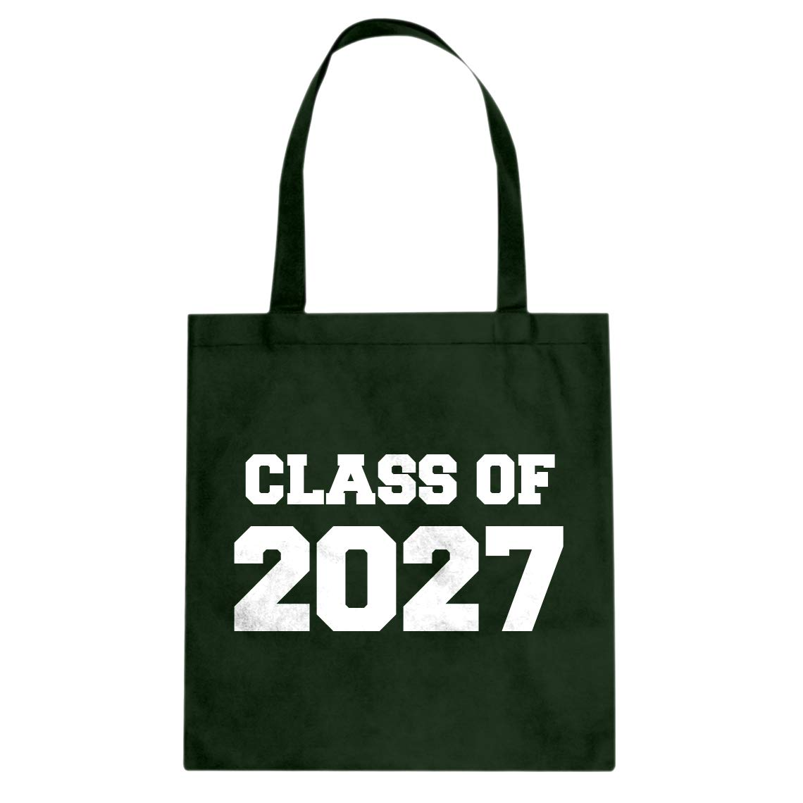 Indica Plateau Class of 2027 Cotton Canvas Tote Bag