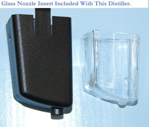 Megahome Countertop Water Distiller Stainless, Glass Collection by MegaHome (Image #1)