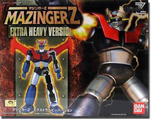 Mechanic Collection EX Mazinger Z (japan import)