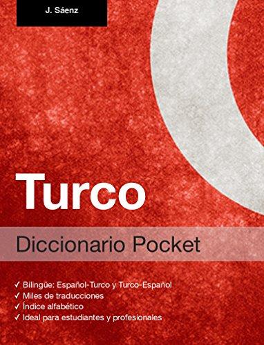 Diccionario Pocket Turco (Spanish Edition)