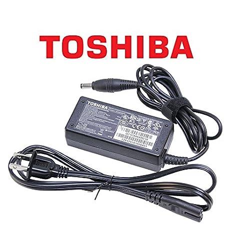 Amazon.com: Toshiba Original 45 W Cargador para computadora ...