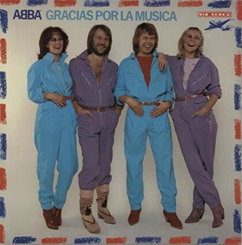 Used, gracias por la musica LP for sale  Delivered anywhere in USA
