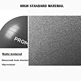 PROMIC Exercise Ball (55 cm) with Foot