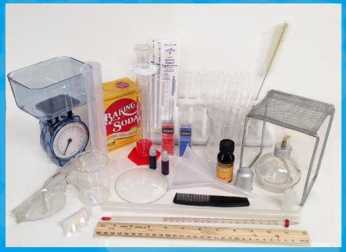 Apologia Chemistry Glass Lab Kit