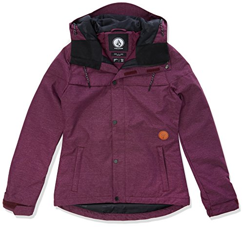 da Bolt Volcom Jkt Orchid snowboard Ins Giacca Winter fPOqwUv4