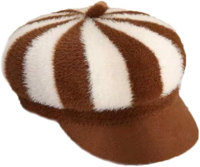 Otoño e invierno de punto nueva gorra de anís estrellado de ...
