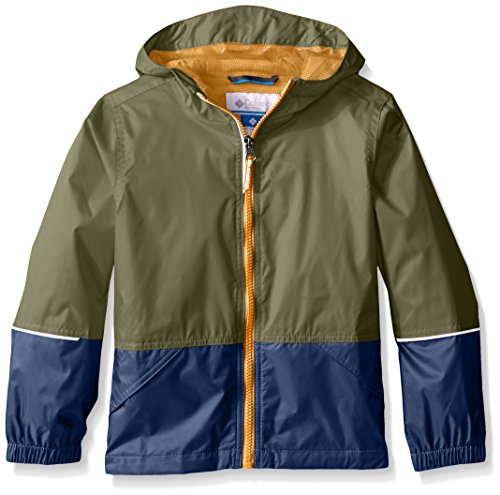 Columbia Boys Trail Rain Jacket