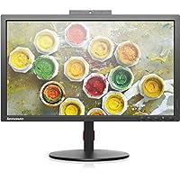 Lenovo 60CBMAR6US ThinkVision T2224z 21.5 LED-Backlit LCD Monitor, Black