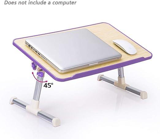 Soporte para Laptop Escritorio Plegable Escritorio Portátil con ...