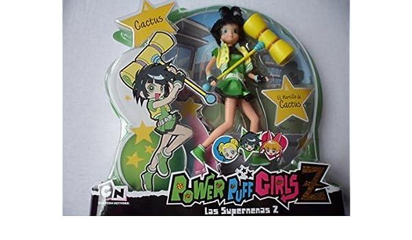 Powerpuff Girls Las Supernenas Z - Cactus Doll - Cartoon Network ...