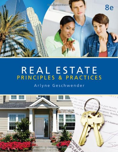 Real Estate Principles and Practices by South-Western Educational Pub