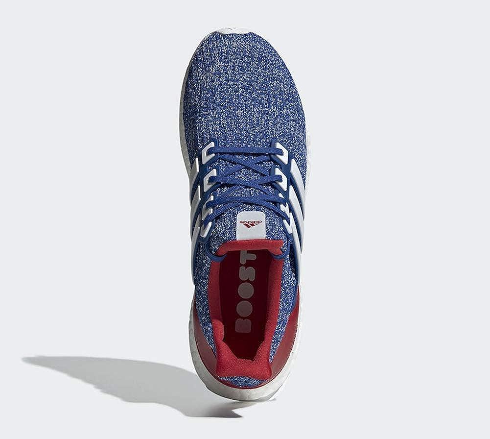 adidas Herren Ultra Boost M Laufschuhe, gelb, 43 EU Collegiate Royal/Footwear White/Power Red