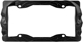 Chrome License Plate Frame My Other Ride Is An American Paint Horse 235