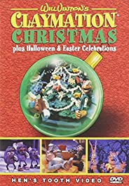 Will Vinton's Claymation Christmas Plus Halloween & Easter Cele