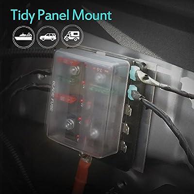 MICTUNING-100A-10-Fach-SicherungshalterAuto-Sicherungsbox-mit-LED-Fehlerbeseitigung-Anzeige