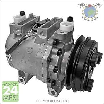 CRP compresor climatizador de aire acondicionado Sidat ISUZU D-MAX Diesel de 2002: Amazon.es: Coche y moto