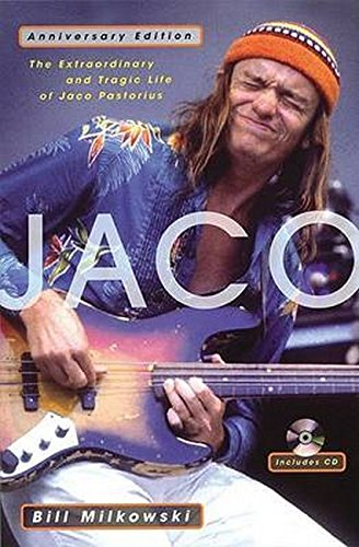 Jaco: The Extraordinary and Tragic Life of Jaco Pastorius Butterfly Rock Guitar