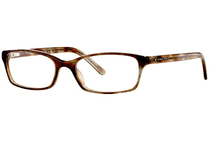 25d4537bb4337 Eyeglasses Burberry BE 2073 3470 SPOTTED GREY  Amazon.ca  Clothing ...