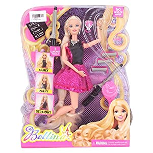 Tickles Fashion Doll with Accessories...