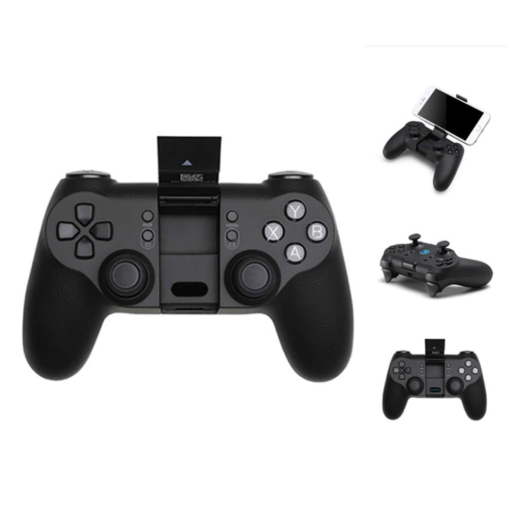 Game Controller 2.4G Wireless Gamepad for Android Smartphone Tablet PC - PC Windows - Steam-Samsung VR - TV Box - PS3 - Android