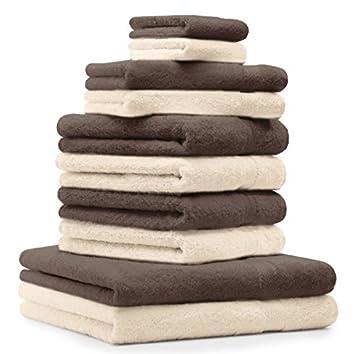 set di asciugamani 2 asciugamani da doccia 4 asciugamani 2