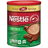 nestles hot chocolate fat free - Nestle Hot Cocoa Mix, Fat Free With Calcium, 7.33 oz