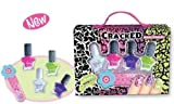 Hot Focus Cracked Nail Polish Set (Water-Based)
