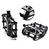 "Agptek Mountain Bike Pedals Bicycle Pedals 9/16"" MTB BMX Bearing Alloy Platform Pedals - Best Reviews Guide"