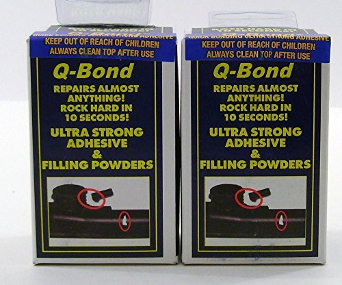 Q Bond Repair Kit Small Quick Bonding Adhesive 2 -