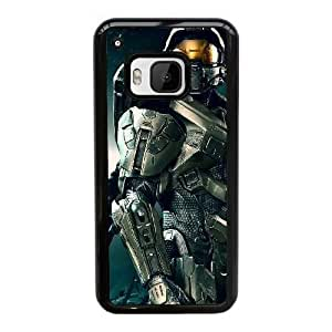 HTC One M9 Cell Phone Case Black Halo 4 ST1YL6693348
