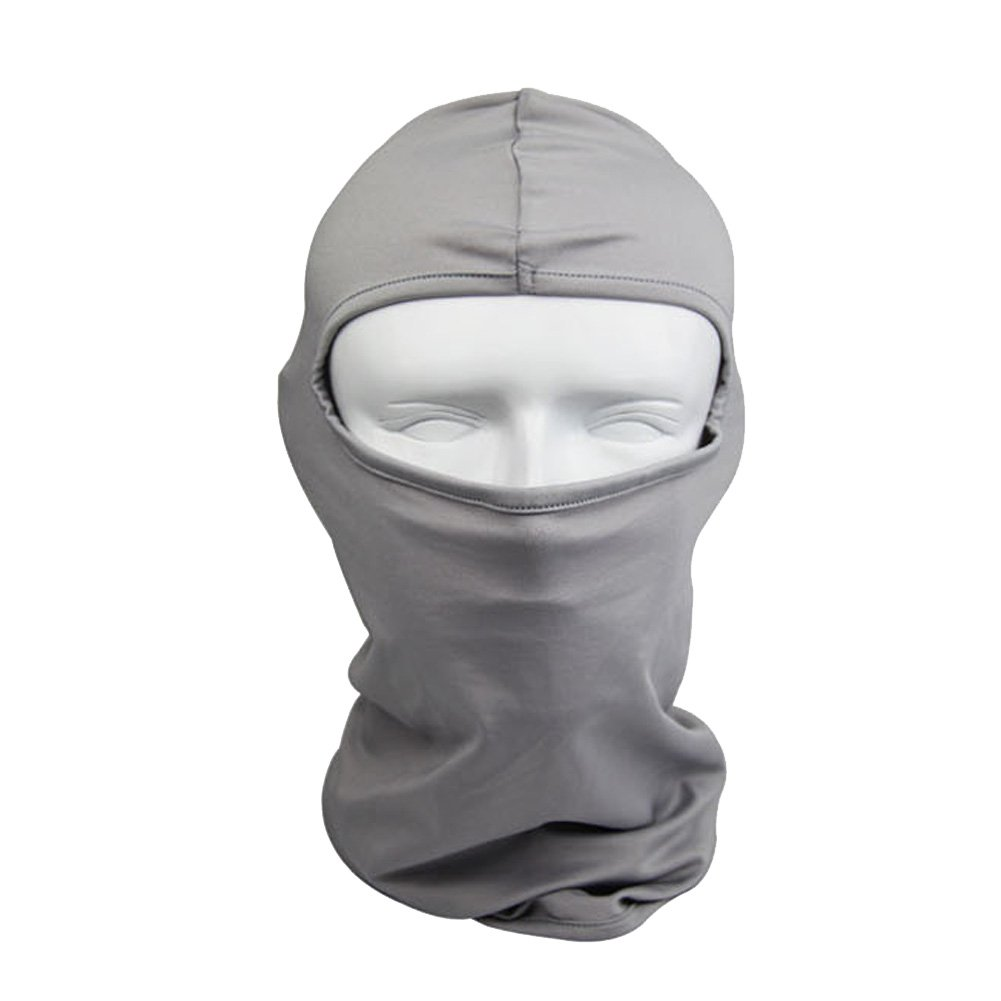 ttnight Cycling Head Mask UV-Resistant Single-Hole Windproof Face Guard
