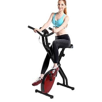 blackpoolal bicicleta estática Fitness dispositivo elegir la rueda ...